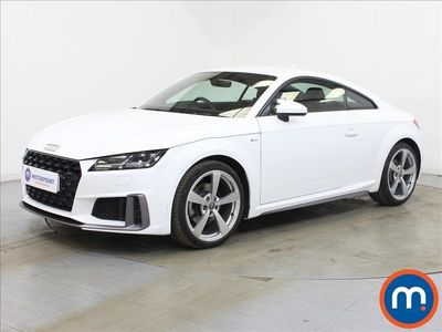 used Audi TT 40 TFSI S Line 2dr S Tronic Auto