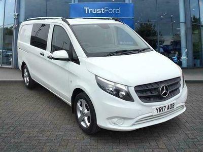 used Mercedes Vito 116CDI BlueTec Crew Van