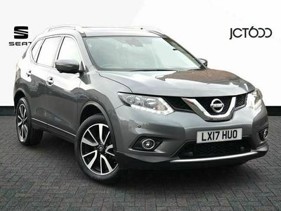 used Nissan X-Trail N-VISION DCI XTRONIC diesel station wagon