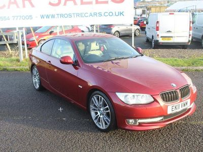 used BMW 330 3 SERIES d SE 2dr Step Auto
