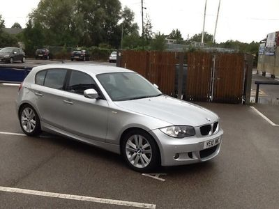 used BMW 120 1 SERIES i M SPORT