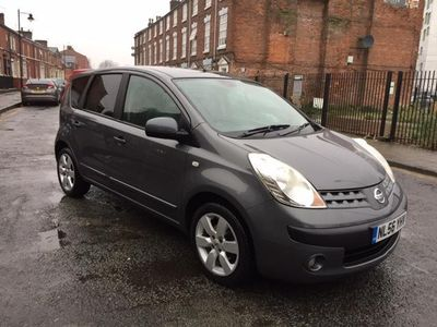 used Nissan Note 1.6 SVE 5dr