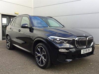used BMW X5 Xdrive30D M Sport 5Dr Auto
