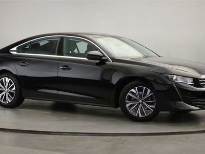 used Peugeot 508 1.6 PureTech Allure Fastback EAT (s/s) 5dr