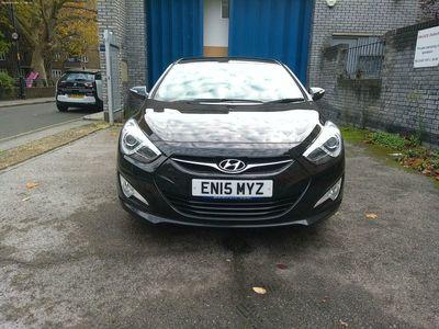 used Hyundai i40 1.7 CRDi Blue Drive Style 4dr (ISG)