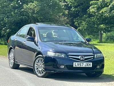 used Honda Accord 2.2 i-CDTi EX 4dr