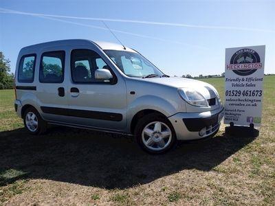 used Renault Kangoo KangooExpression 1.6 5dr MPV Automatic Petrol