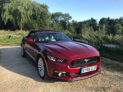 used Ford Mustang GT 5.0 V8 SelShift 2dr
