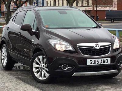 used Vauxhall Mokka 1.7 CDTi SE 5dr