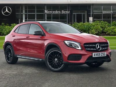 used Mercedes GLA200 GLAAmg Line Edition Plus 5Dr Auto