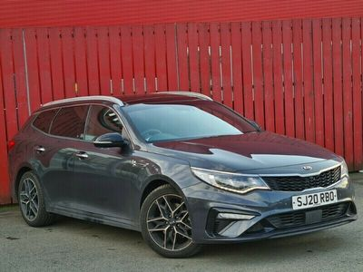 used Kia Optima 1.6 CRDi ISG GT-Line S 5dr DCT