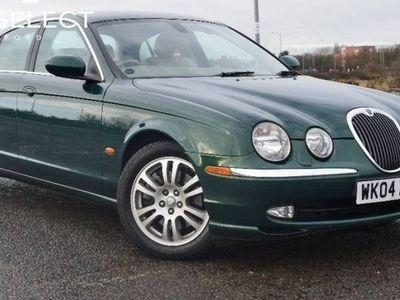 used Jaguar S-Type S Type 20044.2 V8 SE 4dr Saloon 2004
