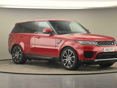 used Land Rover Range Rover Sport 2.0 Si4 HSE 5dr Auto