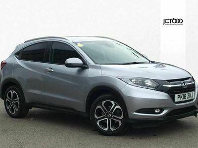 used Honda HR-V 1.5 i-VTEC EX CVT 5dr hatchback