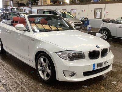 used BMW 118 Cabriolet 2.0 118i Sport 2dr Auto