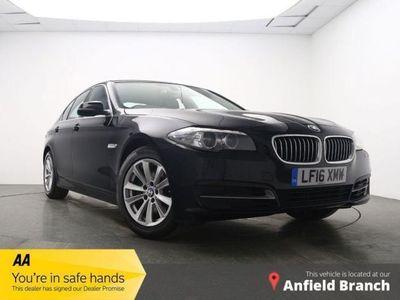 used BMW 518 5 SERIES 2.0 D SE 4d 148 BHP diesel saloon