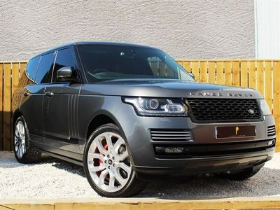 used Land Rover Range Rover 5.0 V8 Autobiography Auto 4WD s/s 5dr