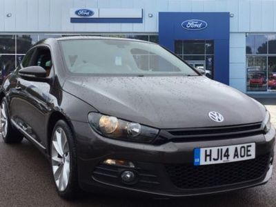 used VW Scirocco 2.0 TDi BlueMotion Tech 3dr DSG [Nav] Diesel Coupe Auto