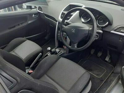 used Peugeot 207 CC 1.6 HDi Sport 2d