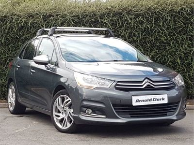 used Citroën C4 1.6 HDi [115] Selection 5dr