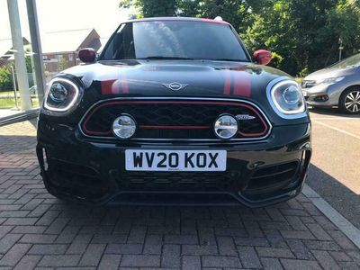 used Mini John Cooper Works Countryman 2.0 [306] Cooper Works ALL4 5dr Auto