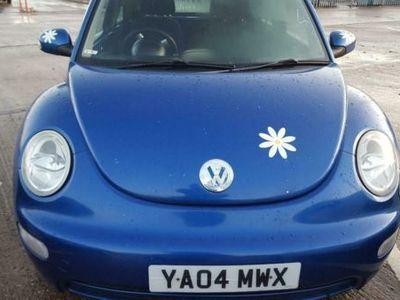 used VW Beetle 1.9 TDi 100