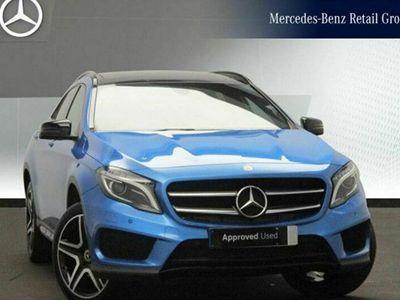 used Mercedes GLA220 Gla4Matic AMG Line 5dr Auto [Prem Plus]