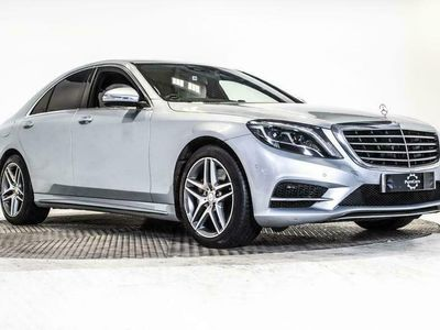 used Mercedes 350 S CLASSD AMG LINE AUTO