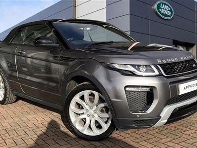 used Land Rover Range Rover evoque 2018 Glasgow 2.0 Td4 Hse Dynamic Lux 2Dr Auto