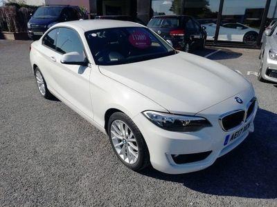 used BMW 218 2 Series 1.5 I SE 2DR