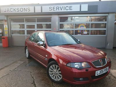 used Rover 45 1.6 GSi 4dr