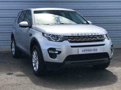 used Land Rover Discovery Sport 2.0 TD4 (180hp) SE Tech 5dr