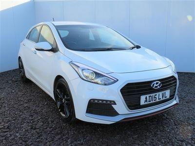 used Hyundai i30 1.6T GDI Turbo 5dr**Navigation**Heated Seats**(A)