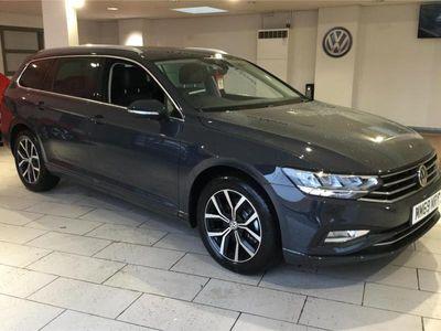 used VW Passat 2019 Altrincham 1.6 TDI SEL 5dr DSG