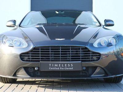 used Aston Martin Vantage S 2Dr Sportshift