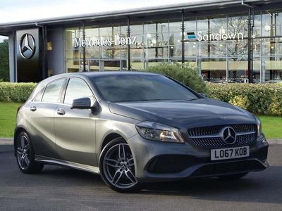used Mercedes A180 A ClassD AMG LINE Manual 5-Door