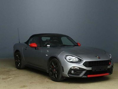 used Abarth 124 Spider 1.4 MultiAir Spider 2dr