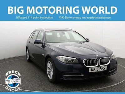 used BMW 525 5 Series D SE TOURING Estate 2015