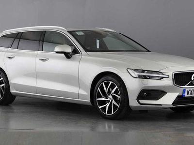 used Volvo V60 **INTELLISAFE SURROUND**PARK ASSIST** Estate diesel sportswagon