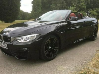 used BMW M4 3.0 M DCT (s/s) 2dr