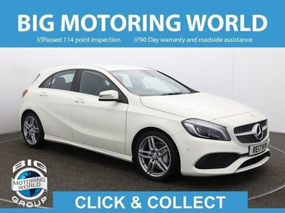 used Mercedes A180 A ClassD AMG LINE PREMIUM for sale | Big Motoring World
