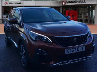 used Peugeot 3008 1.6 Thp Allure 5Dr Eat6