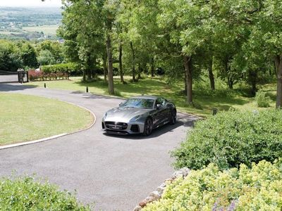 used Jaguar F-Type 5.0 Supercharged V8 Svr 2Dr Auto Awd