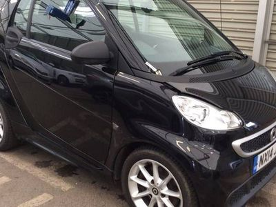 used Smart ForTwo Coupé PETROL AUTOMATIC 2 DOORS