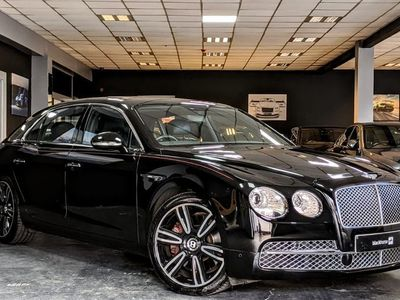 used Bentley Flying Spur 6.0 W12 Auto 4WD 4dr (EU5)