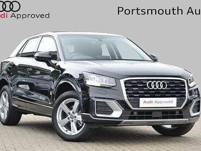 used Audi Q2 Sport 35 TFSI 150 PS 6-speed