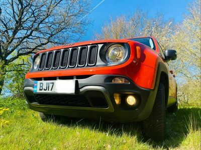used Jeep Renegade 2.0 MultiJetII Trailhawk Auto 4WD (s/s) 5dr