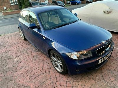 used BMW 120 1 Series 2.0 d M Sport Auto 5dr