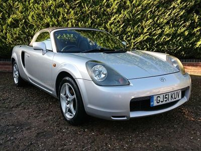 used Toyota MR2 1.8 VVT-i Roadster 2dr