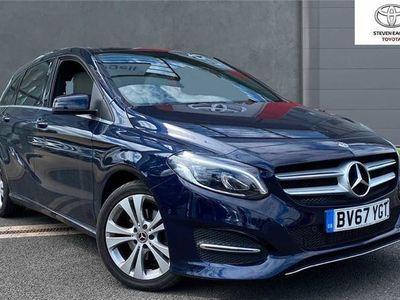 used Mercedes B200 B-ClassSport Premium Plus 5dr Auto